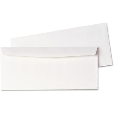 מעטפות גודל 11 23 לבנות בלי חלון (חבילה של 25)