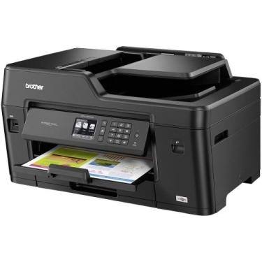Brother MFC J6930DW מדפסת הזרקת דיו אלחוטית צבעונית