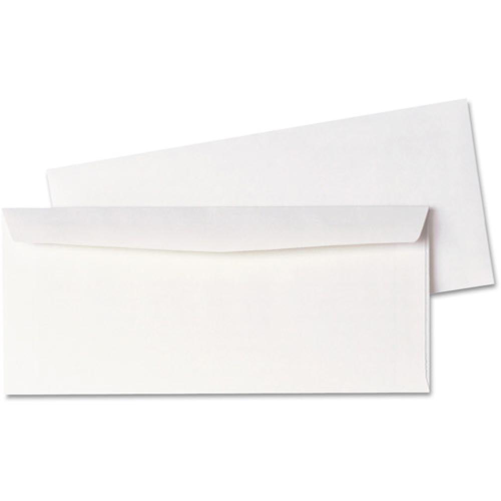 מעטפות גודל 11-23 לבנות בלי חלון (חבילה של 25)