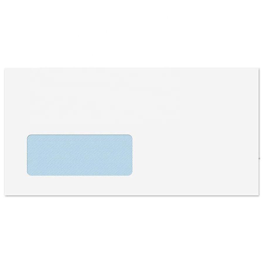 מעטפות 11-23 עם חלון (חבילה של 100) (עד גמר המלאי)