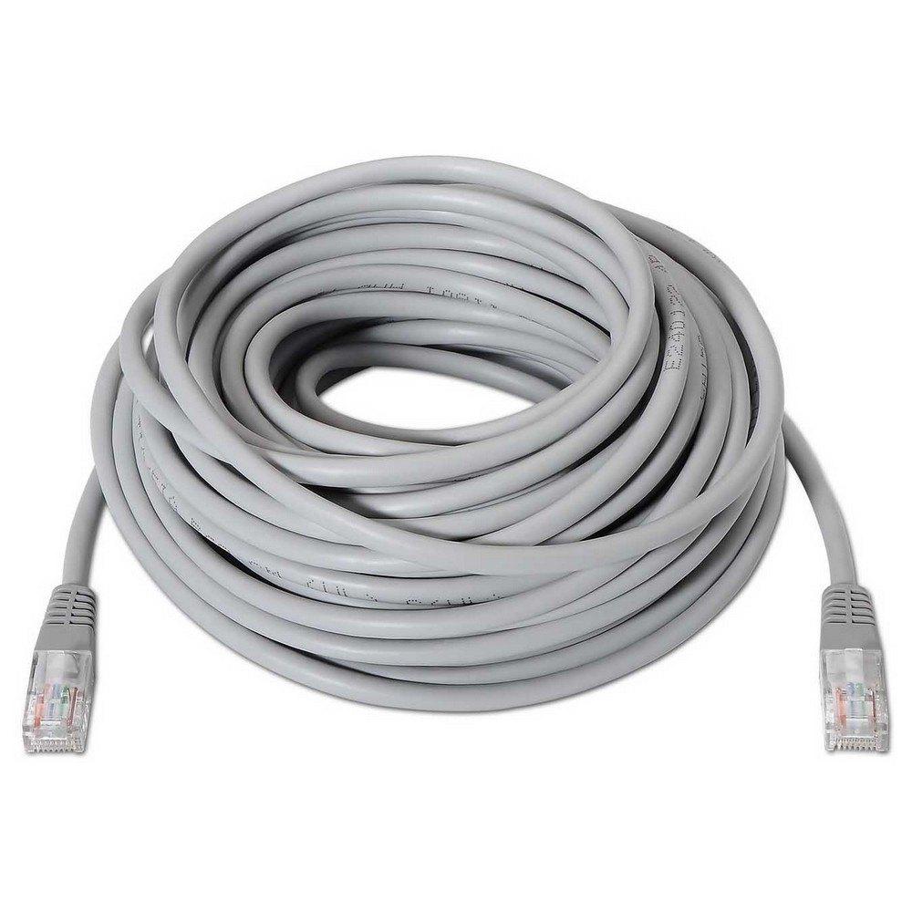 כבל רשת מסוכך CAT6 לרשת מהירה (באורך 20 מטר)