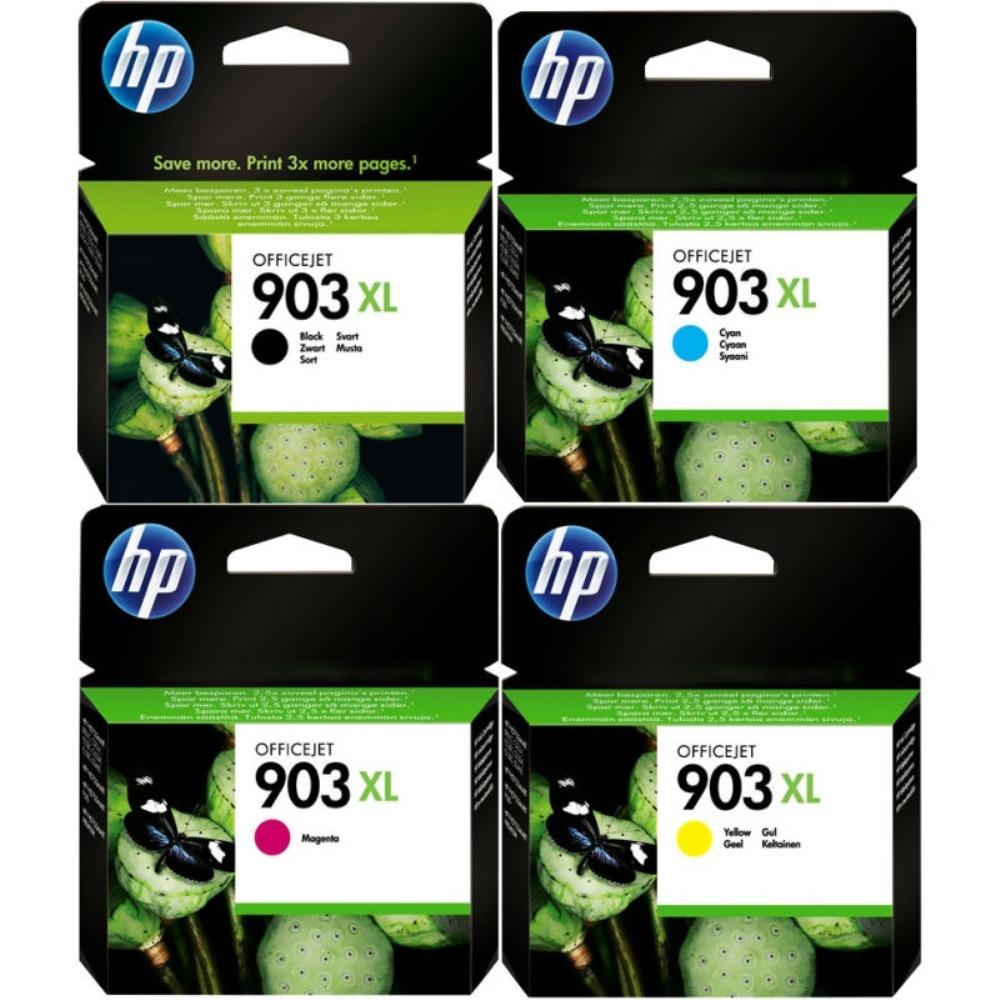 מארז דיו מקורי HP 903XL