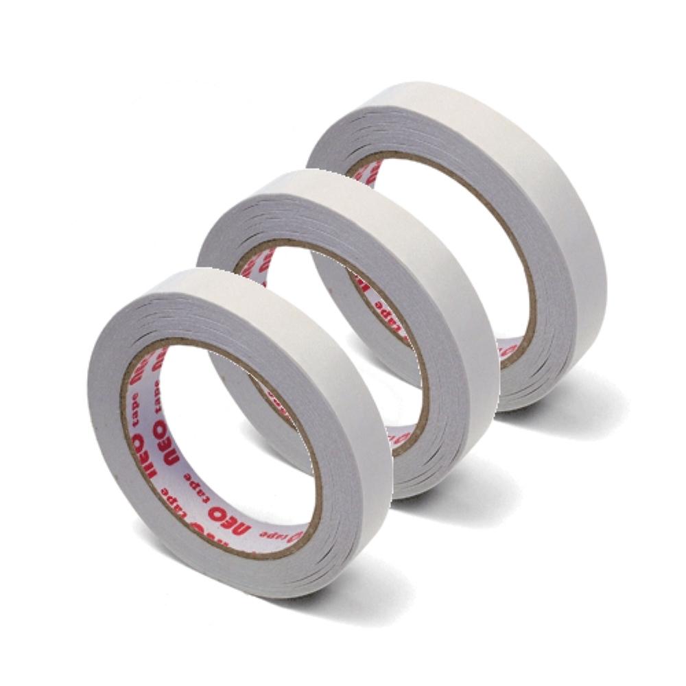 מדהים שלושה גלילי דבק דו צדדי (דק) | מחסני דיו | תל אביב | נתניה DV-39