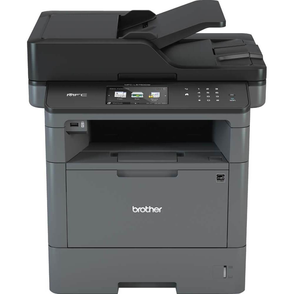 Brother MFC-L5750DW מדפסת לייזר אלחוטית שחור לבן