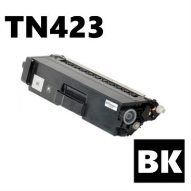 טונר שחור תואם Brother TN423BK