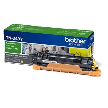 טונר צהוב מקורי Brother TN243Y